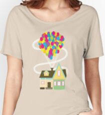 Up, Up, and Away Women's Relaxed Fit T-Shirt