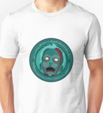 Zombies at work Unisex T-Shirt