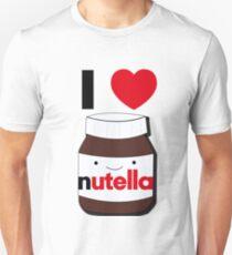 I love Nutella Unisex T-Shirt