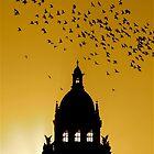 HOLY SUNRISE (BELIEF) by Scott  d'Almeida