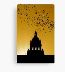 HOLY SUNRISE (BELIEF) Canvas Print