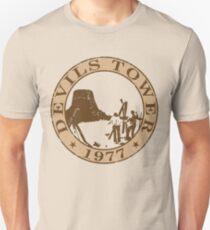 Devils Tower, 1977 Unisex T-Shirt