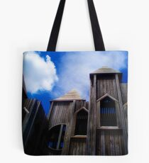 Play Castle Two Tote Bag