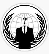 Anonymouse Sticker