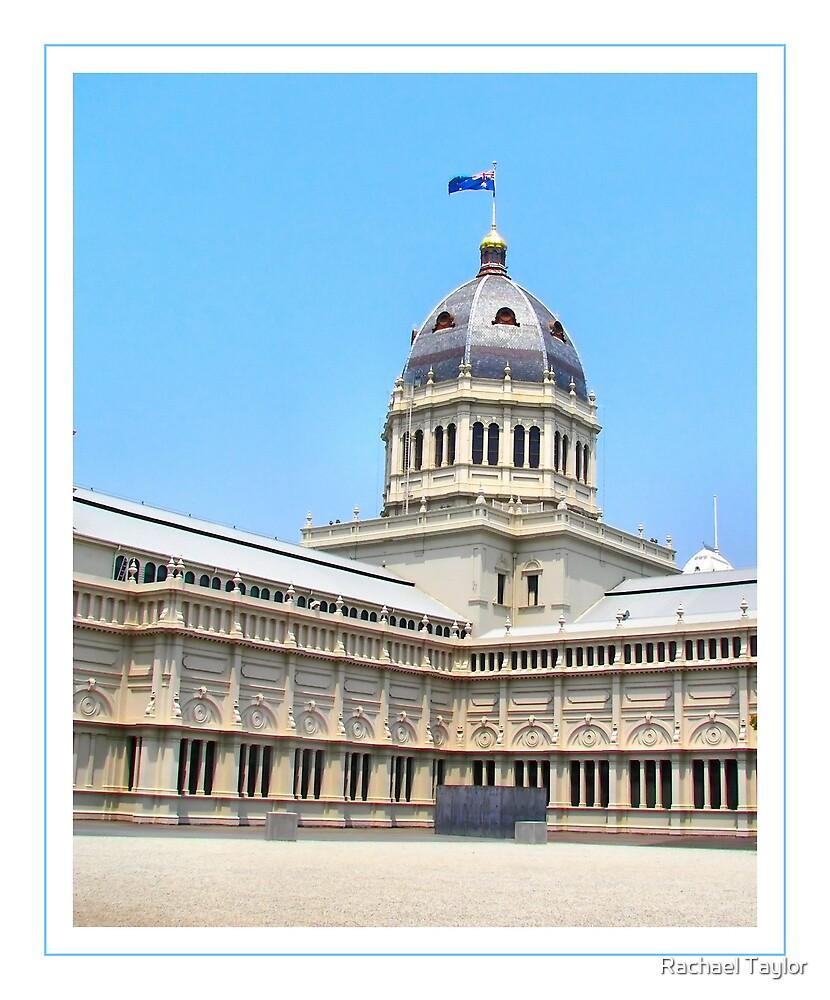 Exhibition Building, Melbourne by Rachael Taylor
