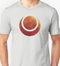 Blood Moon Symbol Unisex T-Shirt