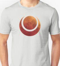 Blood Moon Symbol Unisex T-Shirt