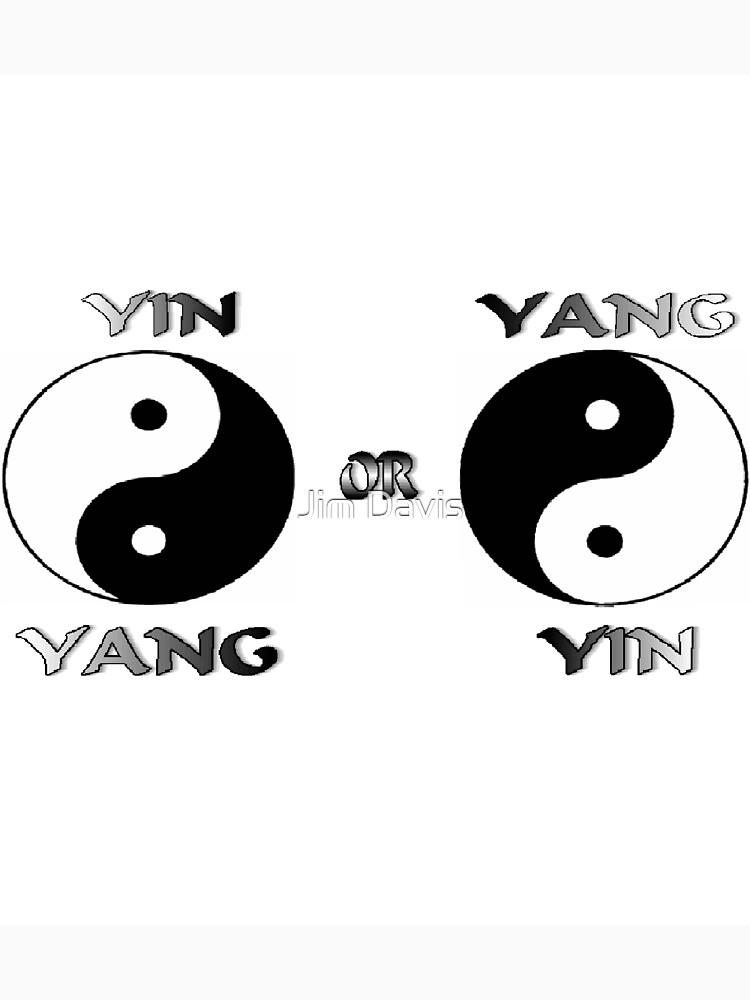 Yin & Yang by JimmyD