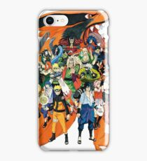 Naruto Best Team iPhone Case/Skin