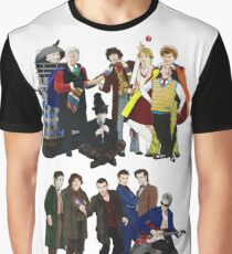 Doctor Who - The 13 Doctors II Graphic T-Shirt