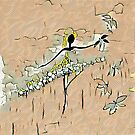 DANCER AND DRAGONFLIES 27 by Tammera