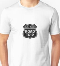 North Coast 500 NC500 Scotland Road Trip T-Shirt