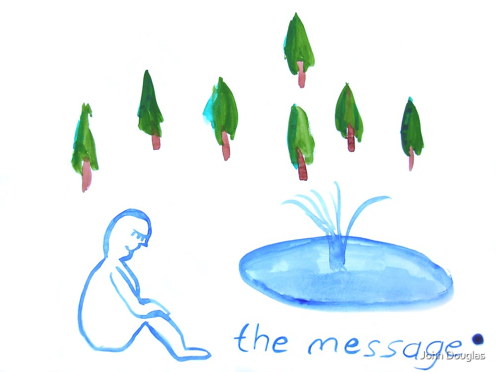 The Message by John Douglas