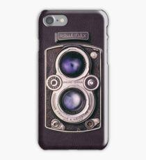 Rolleiflex Skin iPhone Case/Skin