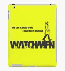 Watchmen - Rorscach iPad Case/Skin