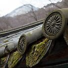 Roof Tiles Gyeryongsan National Park by koreanrooftop