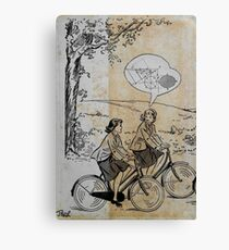 clever girls Canvas Print