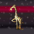 Shiny Giraffe by thedustyphoenix