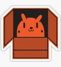 Rabbit Boy Sticker
