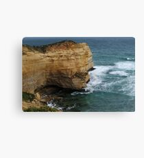 Port Campbell National Park - Cliff Canvas Print