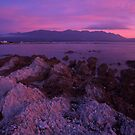 Kaikoura dawn - NZ by Tony Middleton
