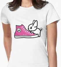 humpChi Womens Fitted T-Shirt