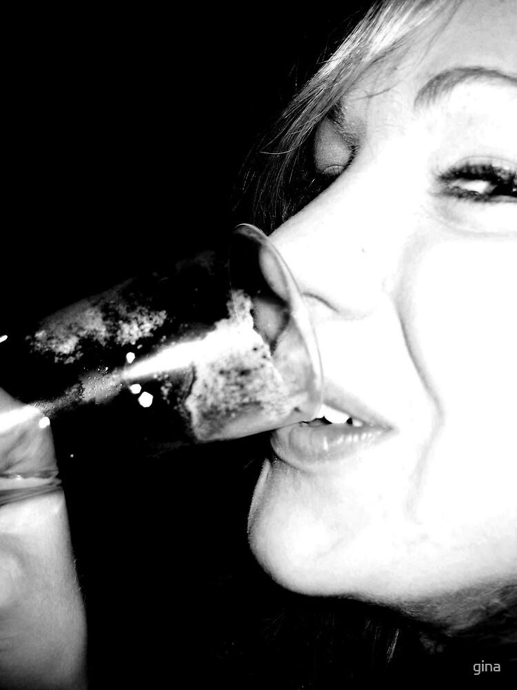 Take a sip by gina
