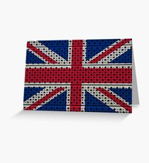 UNION JACK-3 Greeting Card