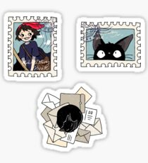 Kiki's Delivery Service stickers set 2 Sticker