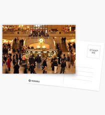Grand Central Station Postcards