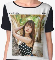 AOA - Chanmi Chiffon Top
