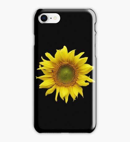 Sunny Sunflower iPhone Case/Skin