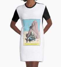 Gizfritz looks on Graphic T-Shirt Dress