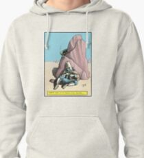 Gizfritz looks on Pullover Hoodie