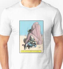 Gizfritz looks on Unisex T-Shirt