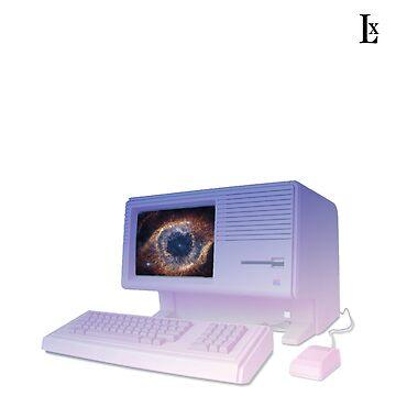 Ludicrous Apple Lisa by b3rge