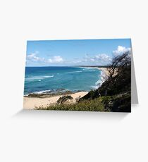 Pearl Point, Victoria Greeting Card