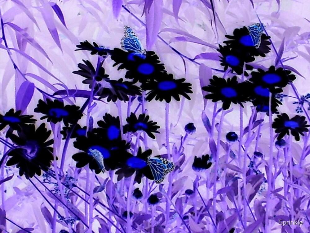 Butterflies Inverted by Sprinkle