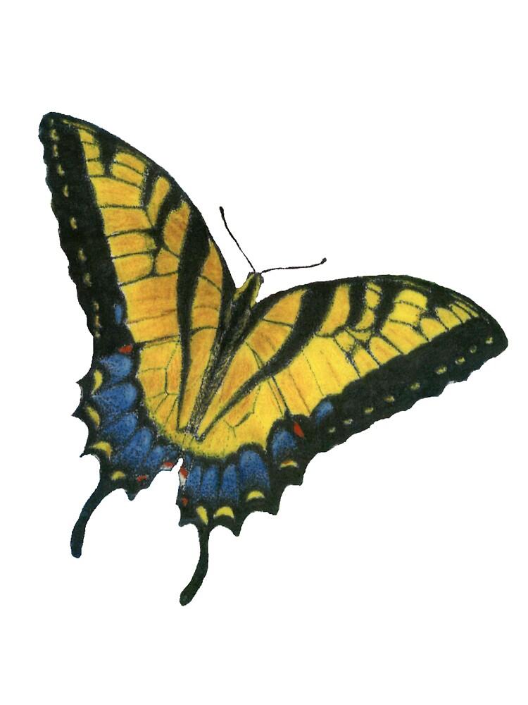 Monarch Butterfly by kurtmarcelle