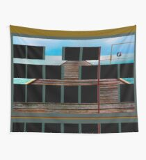 RUSTIC ILLUSIONS  Wall Tapestry