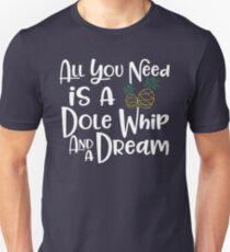 Dole Whip Dreams T-Shirt
