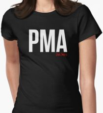 Bad Brains PMA Womens Fitted T-Shirt