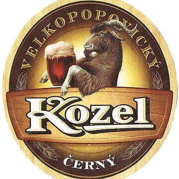 Kozel Beer by garcia94