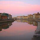 Morning in Pisa by mon55