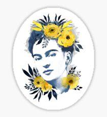 Viva la Frida Sticker
