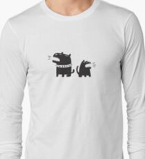 Two Dogs Long Sleeve T-Shirt
