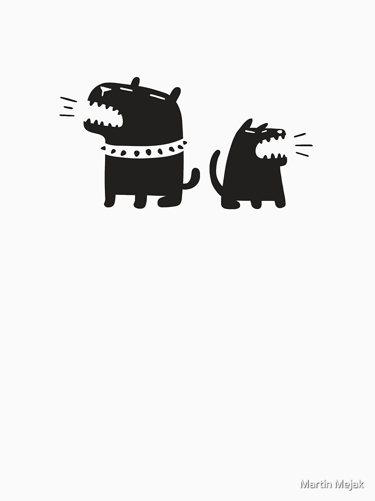 Two Dogs by mejak