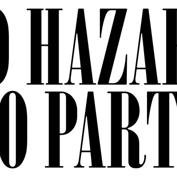 Chelsea FC - No Hazard No Party by cdoyne