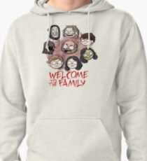 Welcome to the Family Pullover Hoodie
