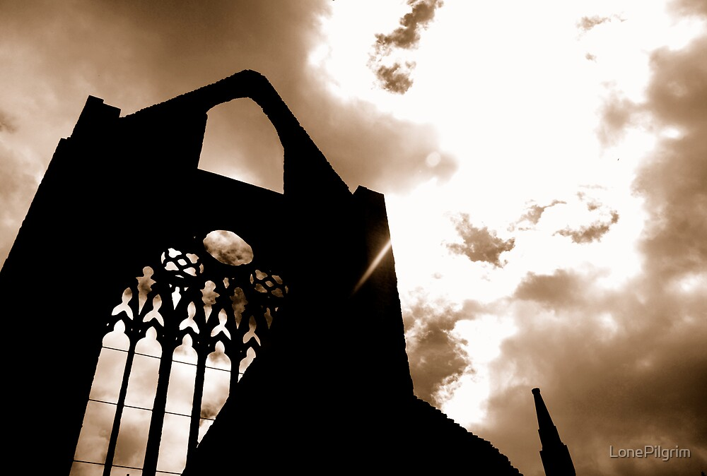 Abbey by LonePilgrim